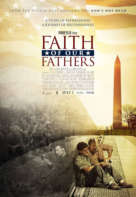 Faith Of Our Fathers poster.