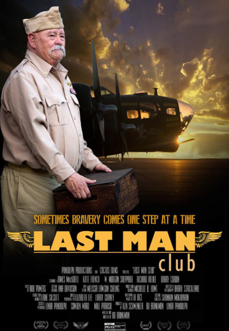 The Last Man Club poster.