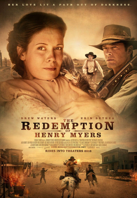 The Redemption of Henry Myers poster.