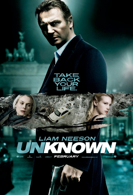 The Unknown poster.